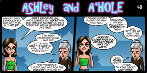 Ashley and A*Hole #49 by Ashleykat