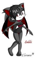 Sable: Shadow's rival-love by Sprx-77AntauriGibson