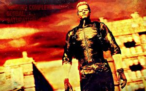 Wesker's Complete. Global. Saturation by LordHayabusa357