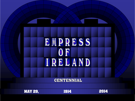 Super Wheel's Tribute to the Empress of Ireland by germanname