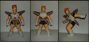 Ginyu force: Recoome by fsalkatras