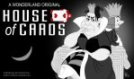Queen of Hearts, House of Cards by StudioBueno