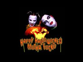 Happy Hallowicked by XRayTheClown
