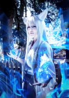 Tomoe by indigowaltzly
