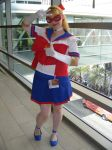 Sailor V at Dragoncon 2011 2 by Aycelcus