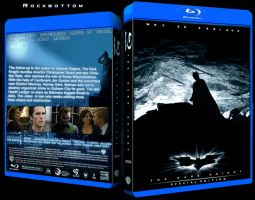 The dark knight dvd Batman by Rockbottom191