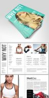 WHY NOT MAGAZINE by 24beyond