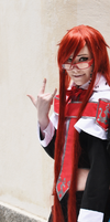 +Grell+ by musu-kun