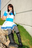 Alice Madness Cosplay 3 by Leuxdeluxe