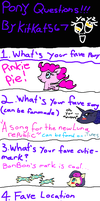 mlp QUESTIONZ by kitkat567