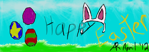 Easter 2012 by immortalf0x