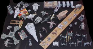 Star Wars miniatures - The complete collection by SarienSpiderDroid