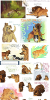 Caninatural Dump 1 by Aibyou
