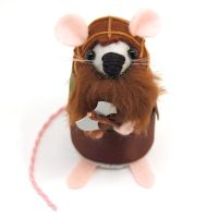 Gimli Mouse by The-House-of-Mouse