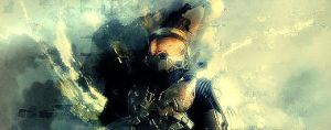 Masterchief Smudge-Grunge by NeeCoaLa