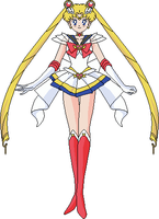 Sailor Moon ( Super ) TotalSM2 by LuSPH