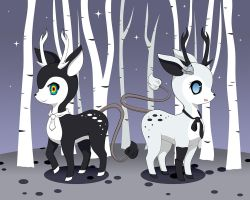 .:little deers:. by Miss-It-Girl