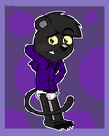 Padded Panther by Pawprint-Padding