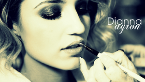 Dianna Agron Angel by mishulka