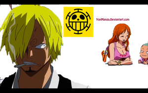 Sanji One Piece episode 625 render by Yonmanga