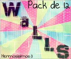 #Pack de Hermosos Walls:3 by Sophiafacal