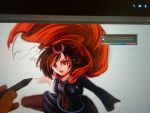 RWBY Ruby preview by Deadguybeer