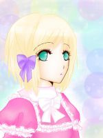 APH - Little sister by GrazyTomato