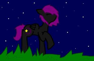 stary night DTA by Digi-Merlin