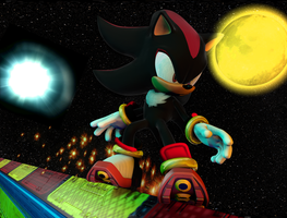 Shadow's Space Rail by SantaJack8