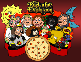 The Rock-afire Explosion by Cavity-Sam