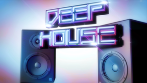 Deep House HD wallpaper by LinehoodDesign