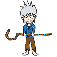 Jack Frost Smily Chibi-01 by MetalJacksonFire