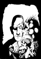 For the love of Lovecraft by Hullingen
