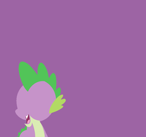 Spike background by SpacePie