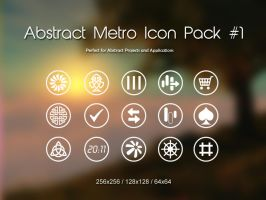 Abstract Metro Icon Pack1 by ReloadENt