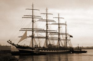 Grand Ship by michls-images