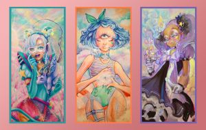 Magical Girls by Mmystery