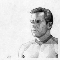 Captain James T. Kirk by AlessiaPelonzi