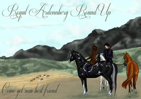 Royal Ardennberg Round up by ArsenicLaced-Estate