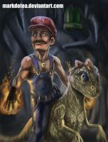 Mario goes HD! by Markdotea