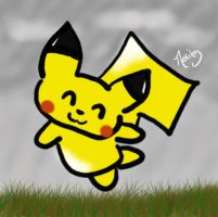 Pika Storm by Lucora