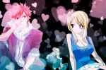 Natsu and Lucy: Secret Lovers by jaskeen23