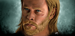 Hot Thor 2 by Ssarawolf