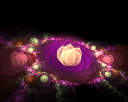 3D_Flower_Wall by johnnybg