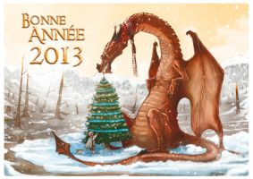 Happy New Year 2013 by fifoux