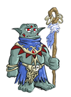 Shaman Orc by NoidEXE