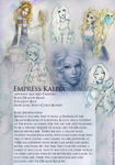 OCProfile: Kaliya by Endorell-Taelos