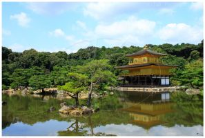 The Golden Pavilion by K-Tak