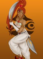 Nabooru of the Desert by AryaMaya