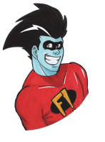 Freakazoid! by CloudiKitsune